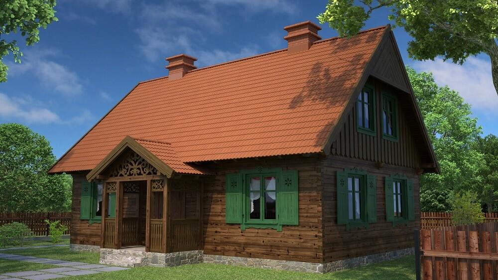 projekt-domu-drewnianego-mazurskiego-lenka-110