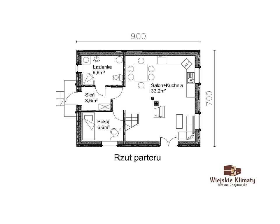 projekt-małego-domu-z-bali-kukiełka-11