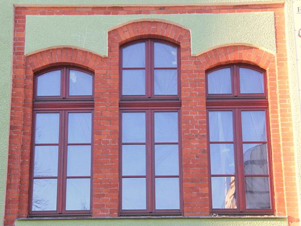Domy z bali - Stolarka - Okna