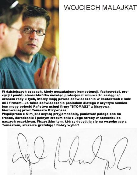 Pan-Wojciech-Malajkat-referencje1